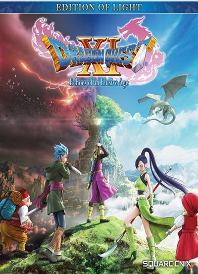 โหลดเกมส์ DRAGON QUEST XI: Echoes of an Elusive Age