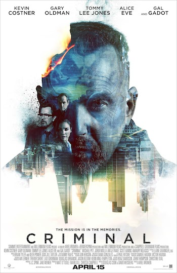 Criminal 2016 English Movie Download