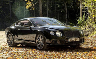 2013 Bentley Continental GT Speed Front