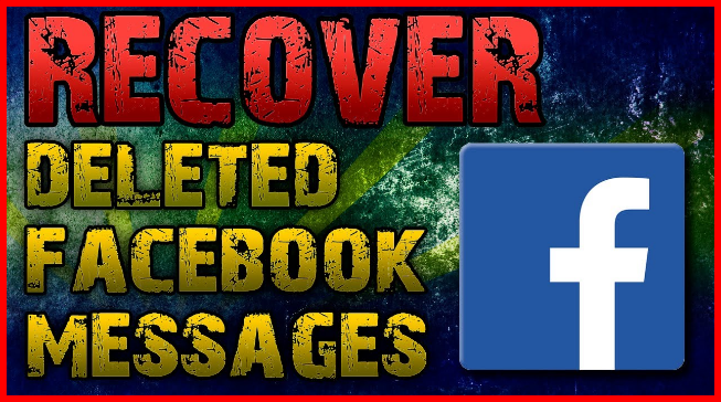 Recover deleted messages facebook ccuart Choice Image