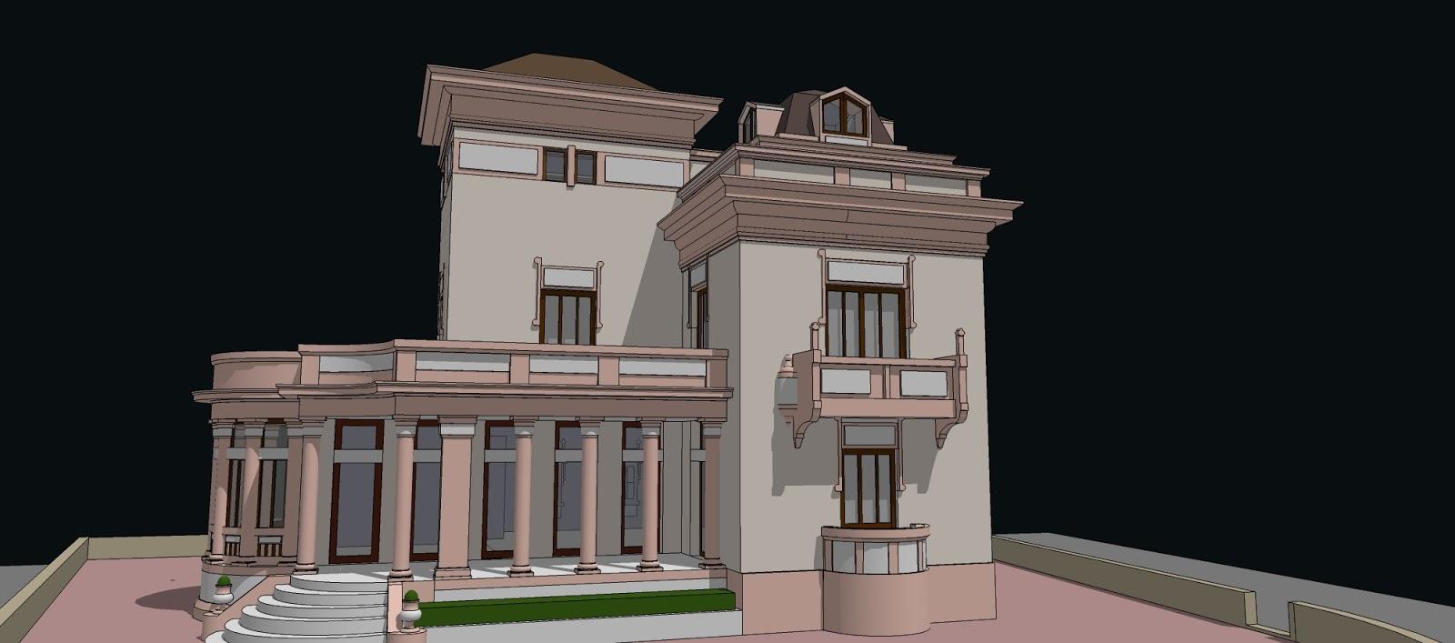 Arquitectura hist rica en tenerife espa a chalet plaza - Arquitectos en tenerife ...