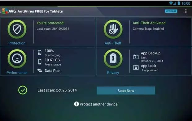 The 10 Best Android Antivirus Apps price in nigeria