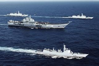 China Berambisi Kuasai Laut China Selatan