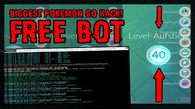 bot work pokemon go