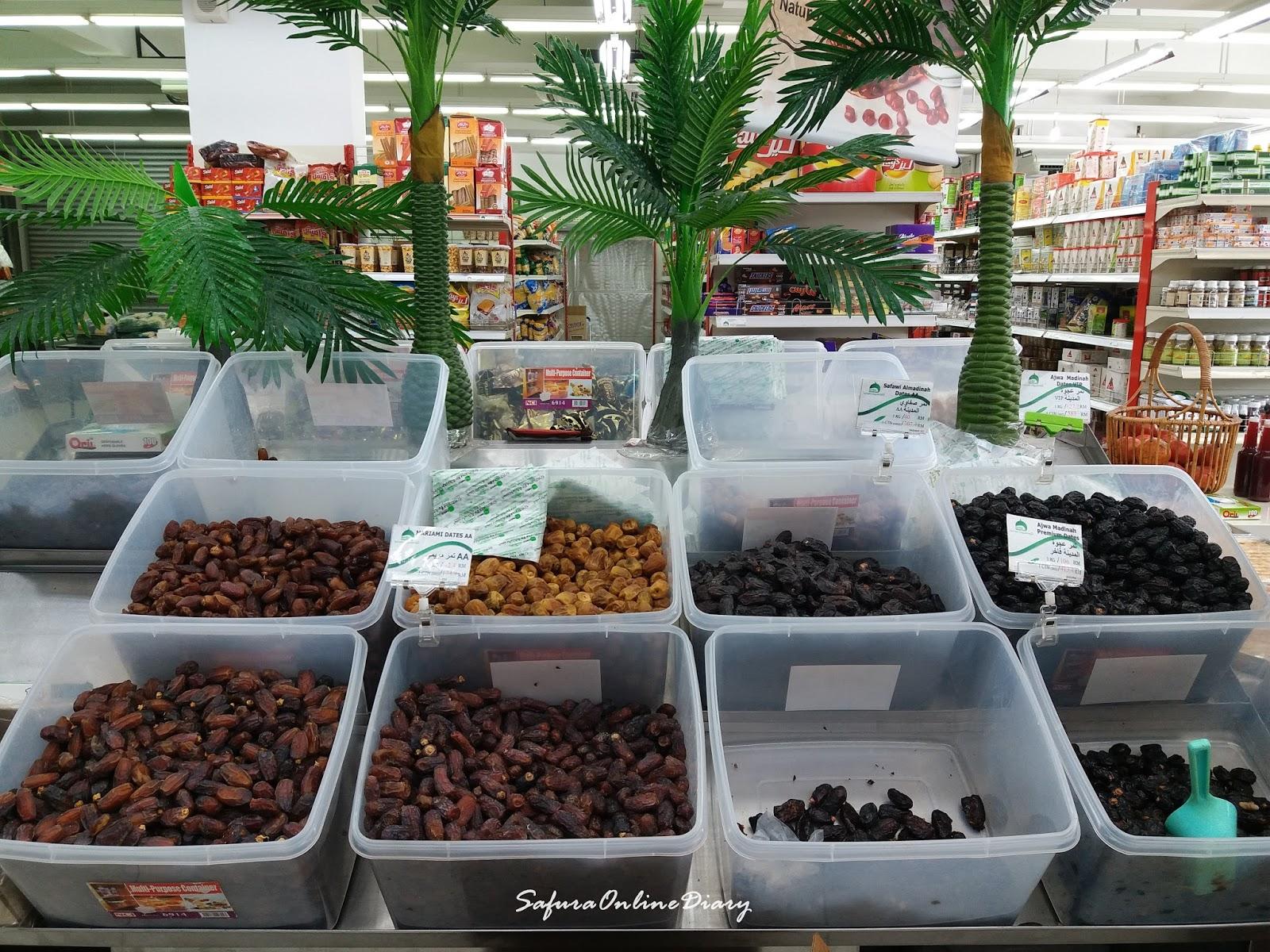 Berkat Madinah Kajang Kedai Arab Untuk Orang Kajang Safura