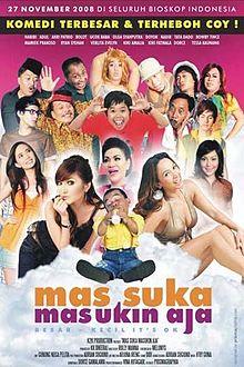 Mas Suka Mas Ukin Aja (2008) HDTV 1080p