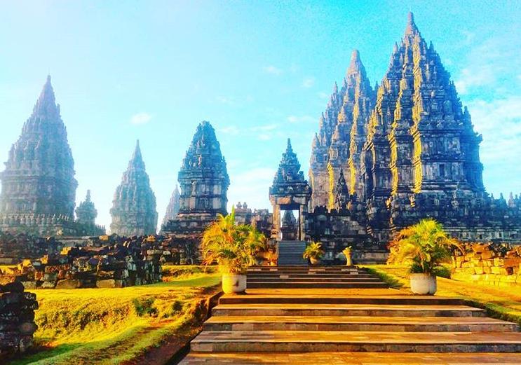 Harga Tiket Masuk Ke Candi Prambanan Terbaru 2018