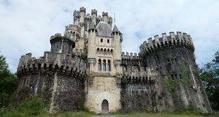 Castillo de Butrón, Provincia de Vizcaya.