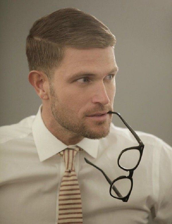 aqu las mejores imgenes de cortes de pelo para hombres con la raya a un lado como fuente de inspiracin with cortes de pelo de hombre de moda