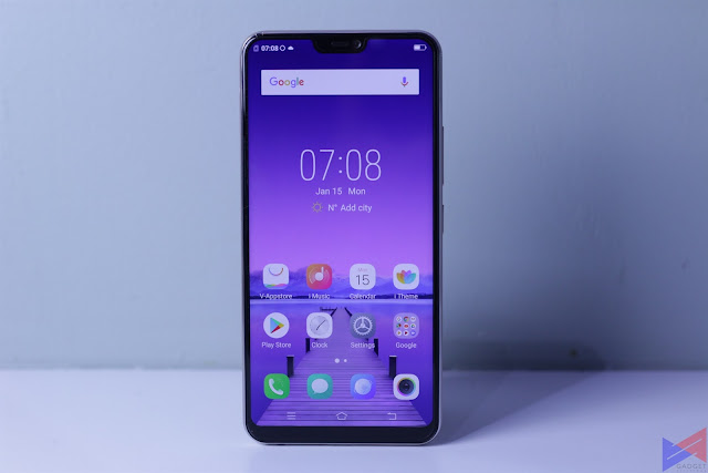 About Vivo V9 Screen