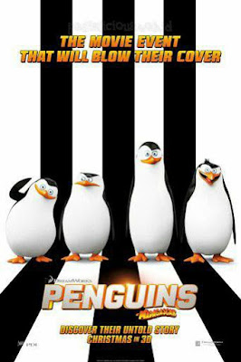 Sinopsis film Penguins of Madagascar (2014)
