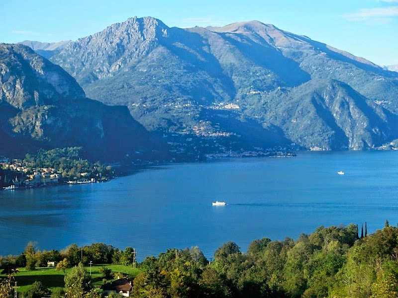 Lakes of Italy with Lake Como