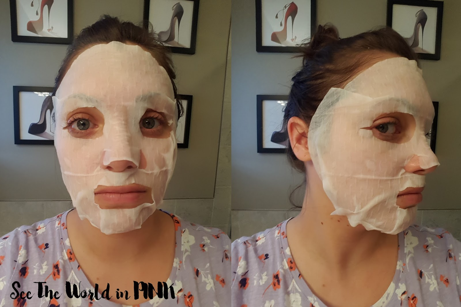 "Mask Wednesday - Sephora Collection Face Mask ""Pearl"""