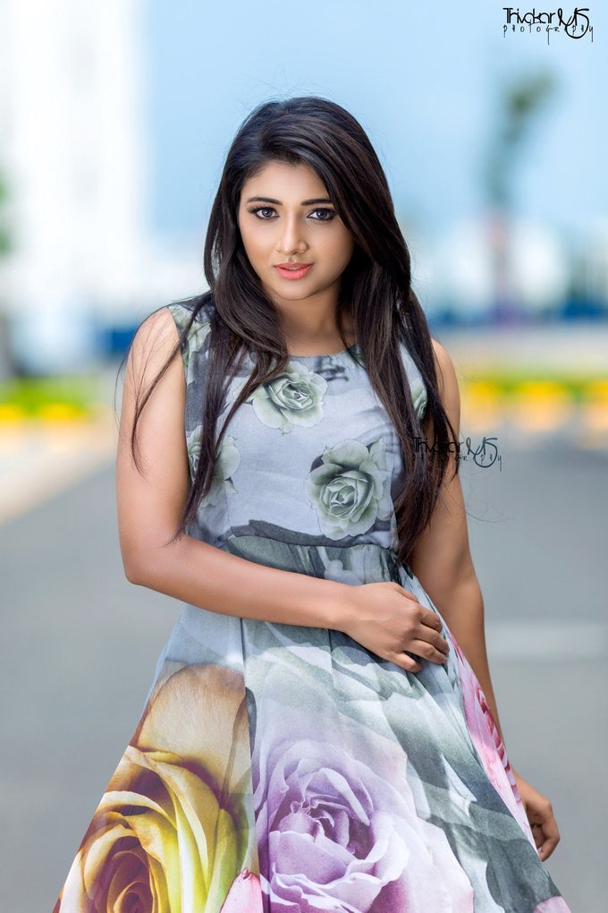 Actress Aditi Menon New Photo Shoot Images