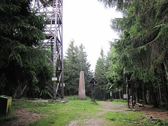 Radziejowa (1266 m n.p.m.).