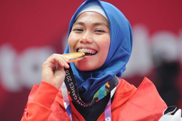 Medali Asian Games 2018 Hari Pertama