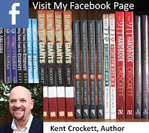 Visit Kent Crockett, Author Facebook Page