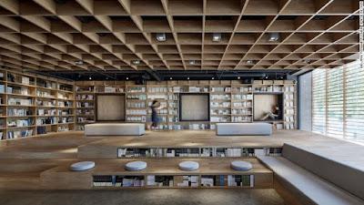 Biblioteca Baoding Sinhua en  Baoding