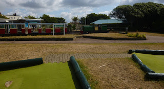 Photo of the Miniature Railway at Norfolk Gardens in Littlehampton