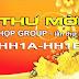 THƯ MỜI HỌP off-line group HH1A - HH1B lần thứ 3
