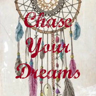 Chase Your Dreams Dreamcatcher Quote
