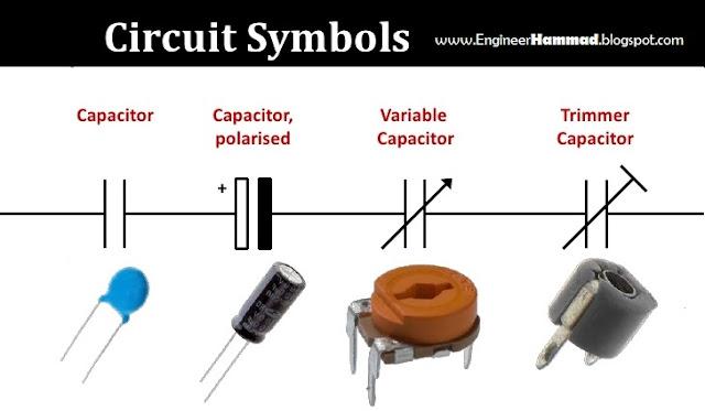 Ceramic Capacitor Symbols 28 Images Capacitor Symbol