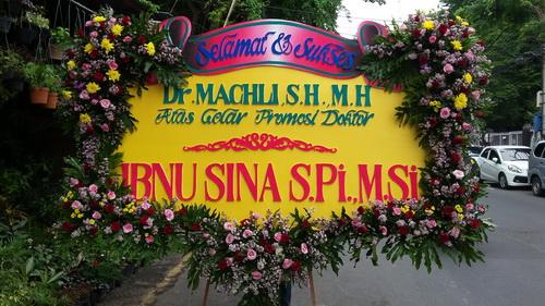 toko bunga papan surabaya, bunga papan duka cita surabaya