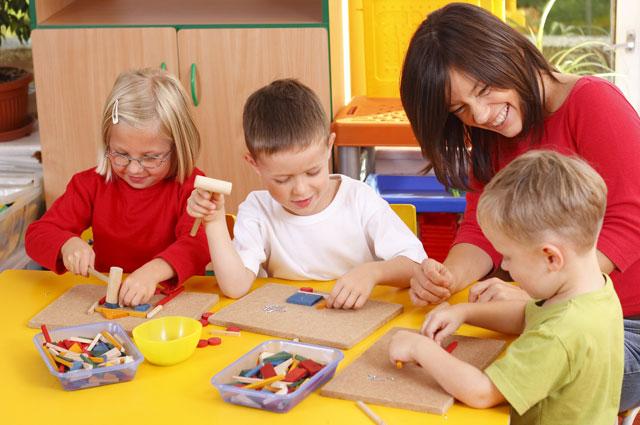 manfaat pendidikan pra – sekolah pada anak