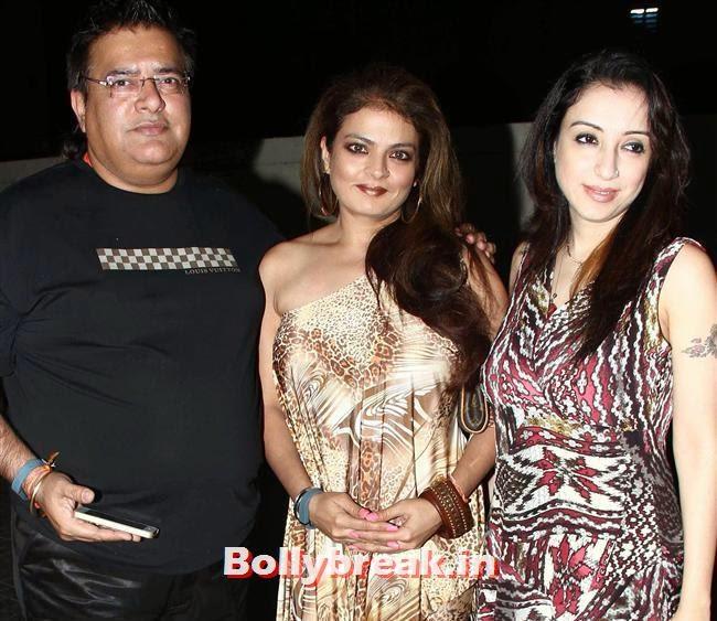 Sheeba, Ileana, Shradha at Main Tera Hero Special Screening