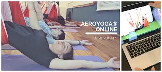 aero yoga, educacion, a distancia, online, aero pilates, aerial yoga, escuelas, formacion, profesional, app, aplicaciones, tendencias, profesor, instructor