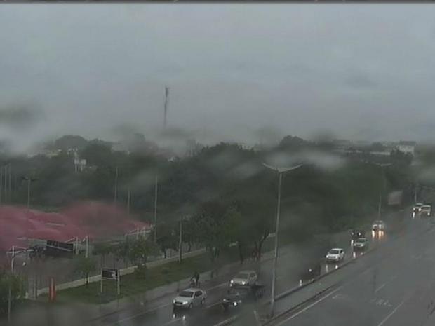 Ceará tem chuvas em 57 municípios nesta sexta-feira; Crato registra 44 mm