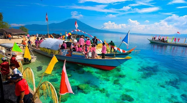 Festival Teluk Jailolo dimeriahkan pesan-pesan pelestarian lingkungan