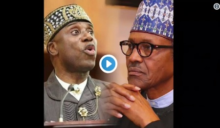 Amaechi Audio On Buhari Abysmal Performance