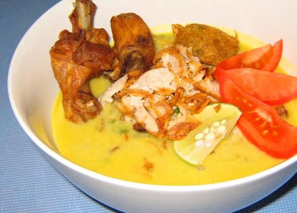 Cara Membuat Soto Ayam Kuning Lezat