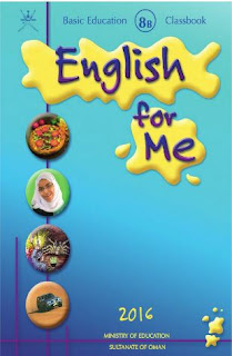 كتاب الطالب الكلاسبوك للغة الانجليزية للصف الثامن
