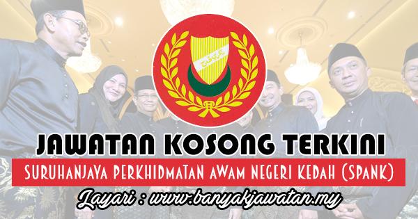 Jawatan Kosong 2018 di Suruhanjaya Perkhidmatan Awam Negeri Kedah (SPANK)