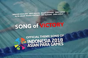official-theme-song-asian-para-games-2018
