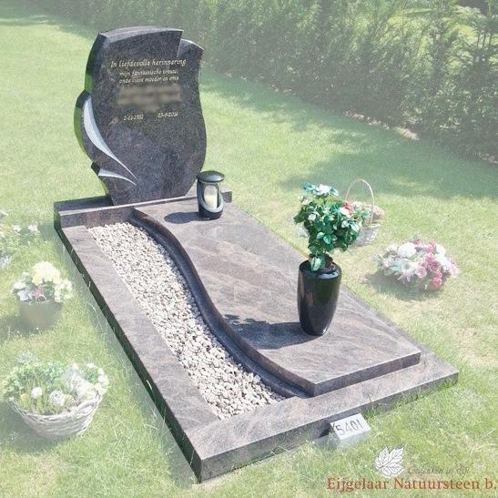 sierlijke grafsteen, sierlijk grafmonument