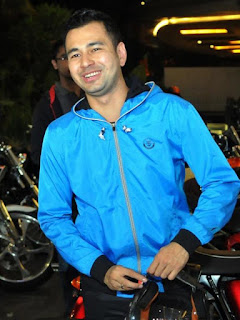 Biodata Raffi Ahmad pemeran Entut