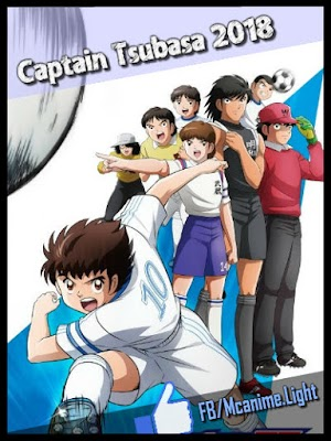 Captain Tsubasa (2018) [40/??][MEGA] HDTV | 720P [140MB][Sub Español]