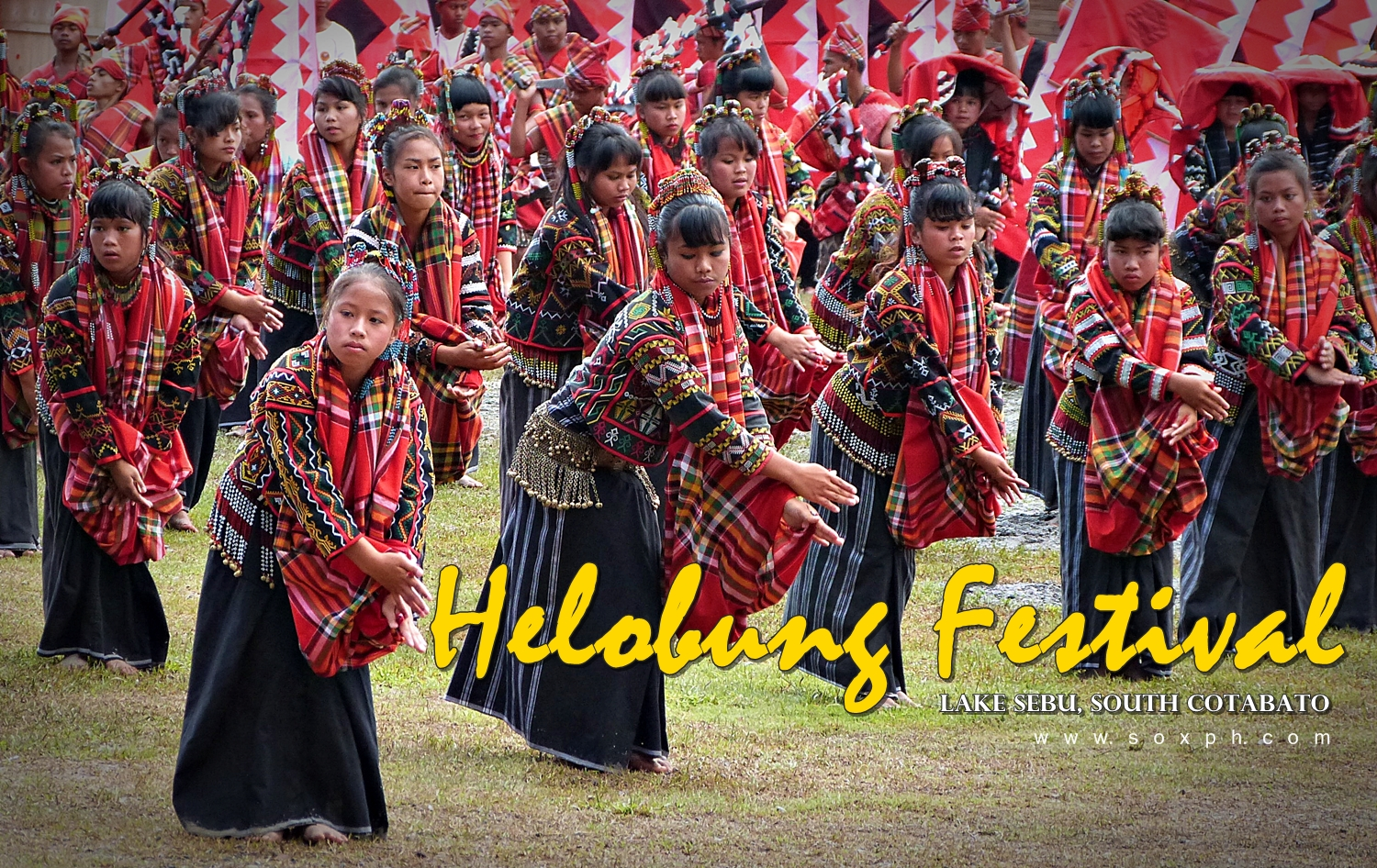 Helobung Festival 2017 Schedule of Activities | Lake Sebu | South ...