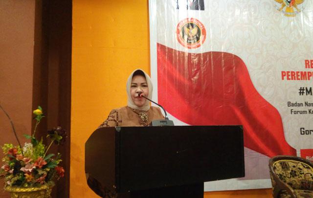 Ibu Wakil Gubernur Gorontalo: Deteksi Dini Radikalisme di Keluarga