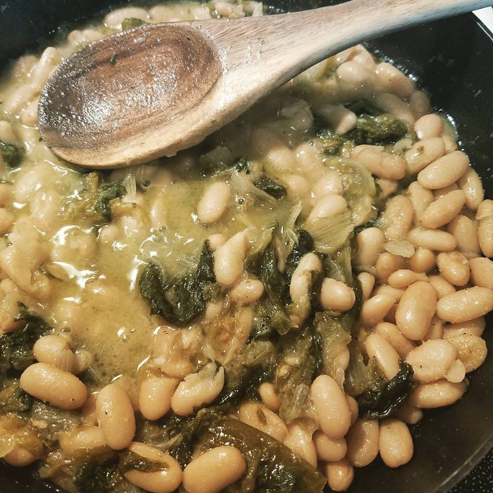how to cook fagioli beans