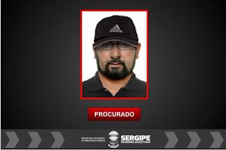 Polícia Civil divulga retrato falado do suspeito de ter cometido homicídio em Propriá