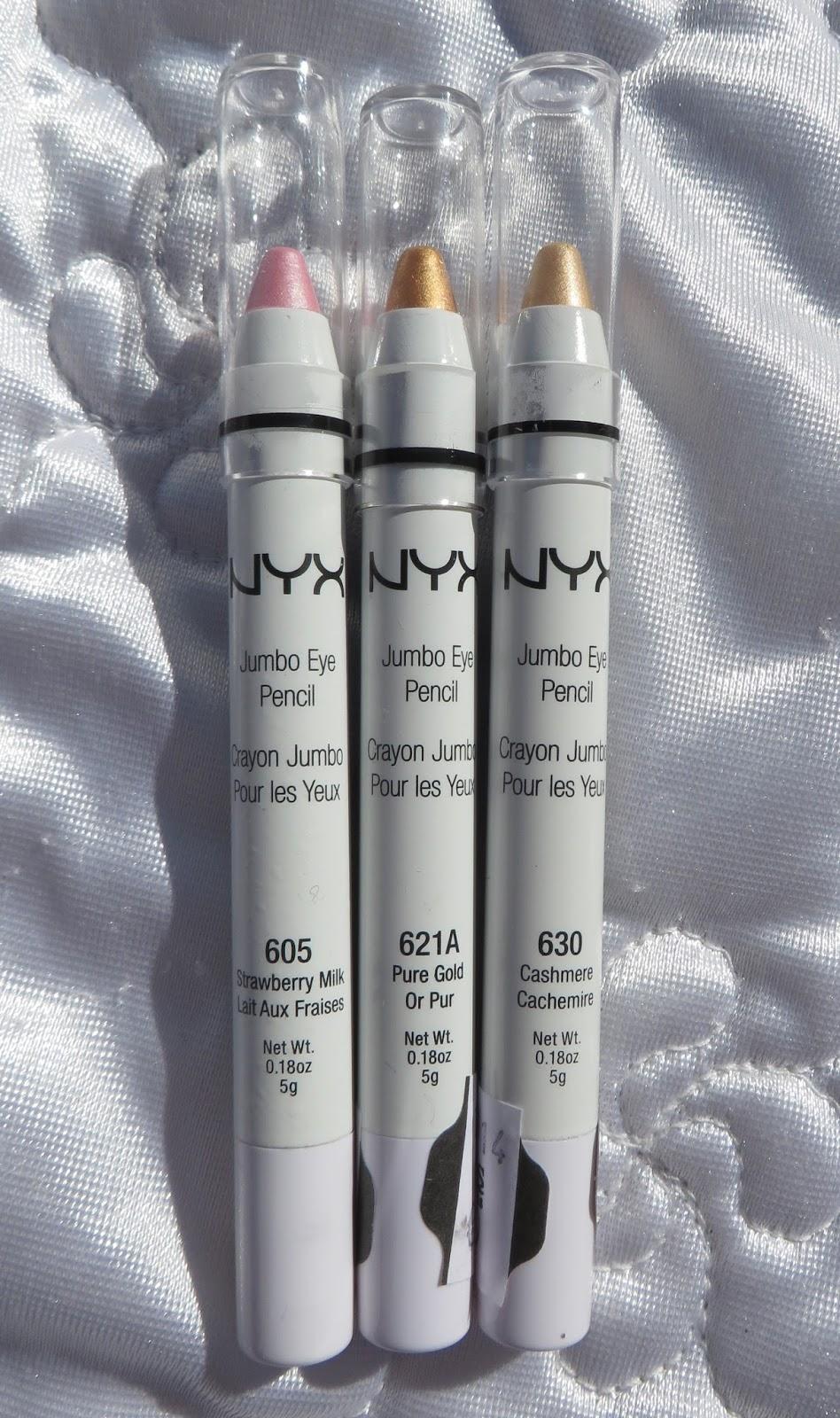 nina s bargain beauty nyx jumbo eye pencil review part 2