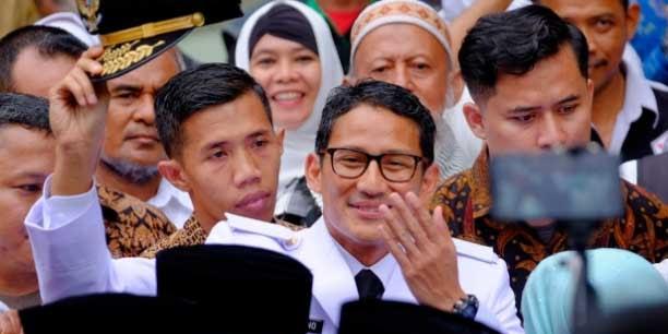 "Wagub Sandi: Rezim Ahok-Djarot yang ""Masukin"" Anggaran Aneh Itu"