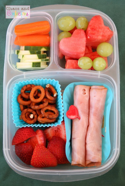 Nut Free Lunch Ideas