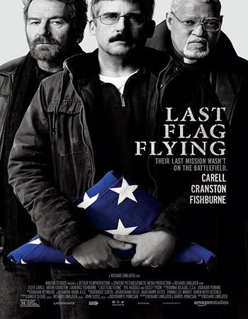 Last Flag Flying 2017 English 550MB BRRip 720p ESubs HEVC