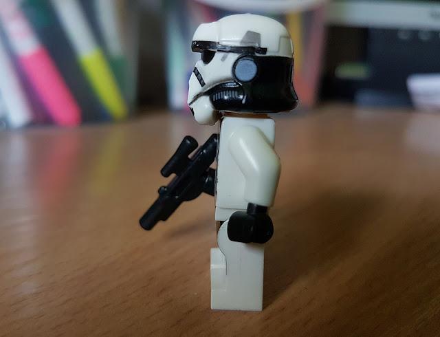 Патрульный штуромовик фигурка лего, Стар Варс, Звездные войны, купить