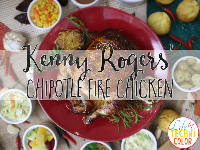 Kenny Rogers Chipotle Fire Chicken